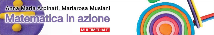 libro0 Arpinati, Musiani, Matematica in azione 3ed