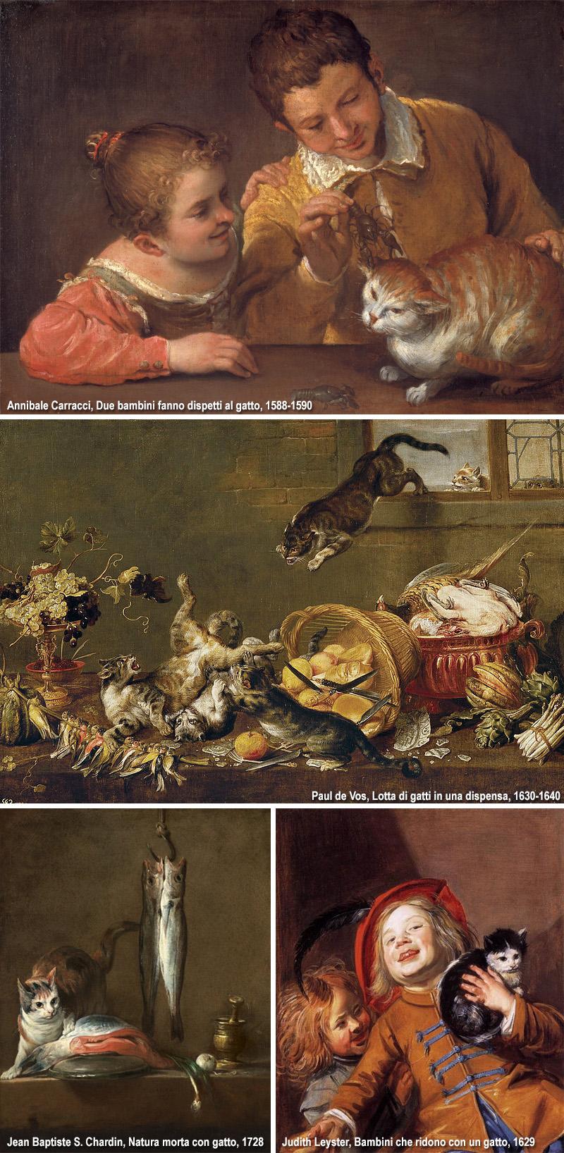 gatti del Barocco