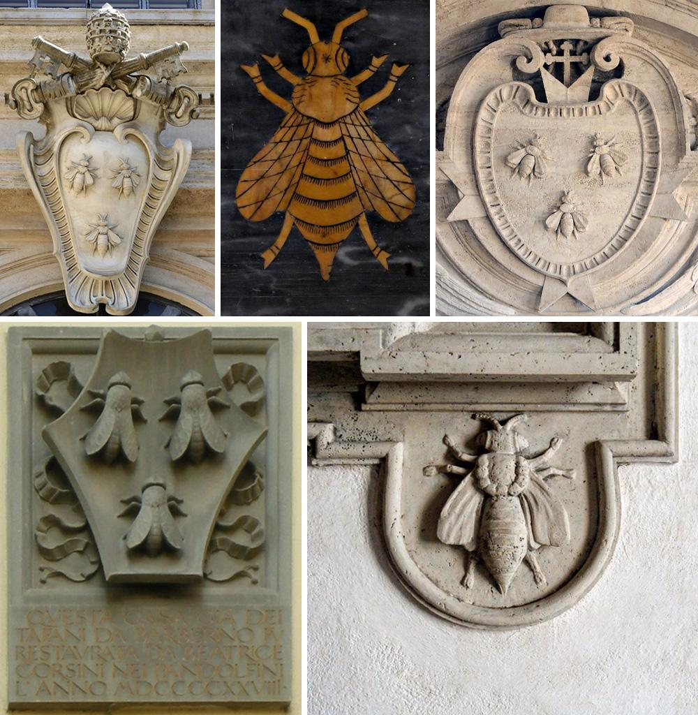 api dei Barberini