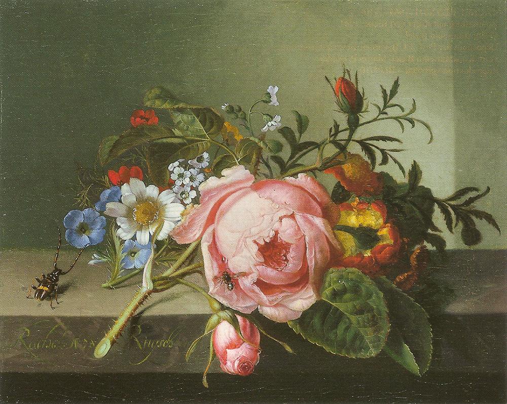 fiori di rachel ruysch