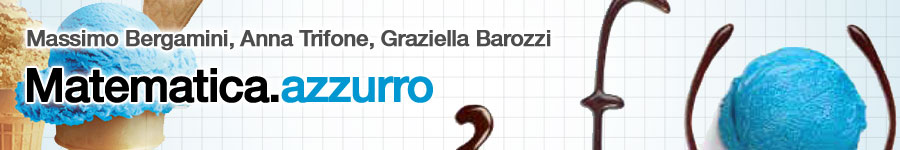 M. Bergamini, A. Trifone, G. Barozzi, Matematica.azzurro