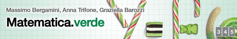 libro2 M. Bergamini, A. Trifone, G. Barozzi,  Matematica verde