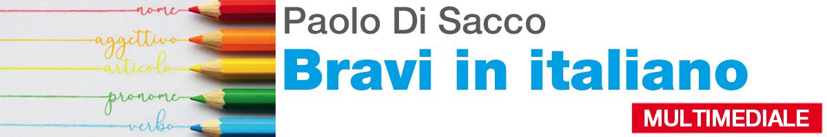 libro0 Di Sacco, Bravi in italiano