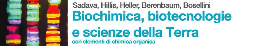 libro2 Sadava, Hillis, Heller, Berenbaum, Il carbonio, gli enzimi, il DNA