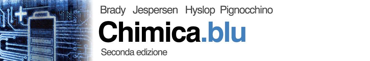 libro0 Brady, Jespersen, Hyslop, Pignocchino, Chimica.blu 2ed
