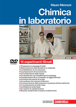Chimica in laboratorio