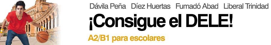 libro1 Peña, Huertas, Abad, Trinidad, Consigue DELE