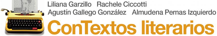 libro0 Liliana Garzillo, Rachele Ciccotti, Agustín Gallego González, Almudena Pernas Izqueirdo, ConTextos Literarios