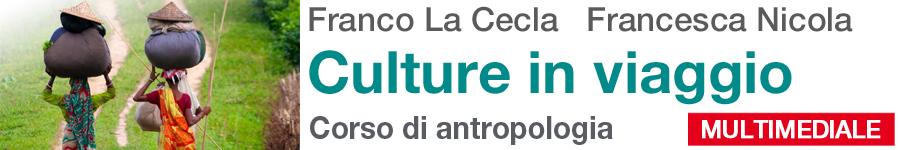 libro0 La Cecla, Nicola, Culture in viaggio