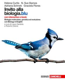 Curtis, Barnes, Schnek, Flores – Invito alla biologia.blu Biologia molecolare, genetica ed evoluzione