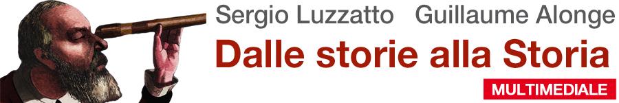 libro0 S. Luzzatto,  G. Alonge , Dalle storie alla Storia