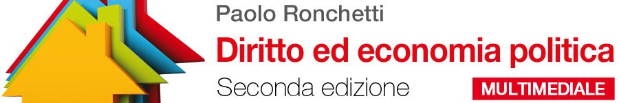 libro2 Paolo Ronchetti, Diritto ed economia politica
