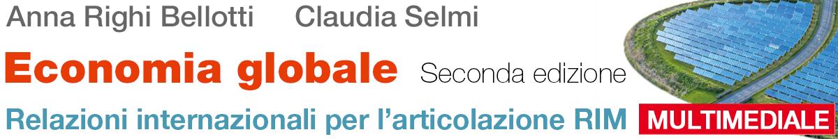 libro0 Righi Bellotti, Selmi, Economia globale. Seconda edizione