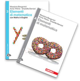M bergamini a trifone g barozzi elementi di matematica - Libro immagini a colori ...
