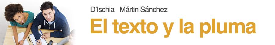 libro0 R. D'Ischia, T. Mártin Sánchez, El texto y la pluma