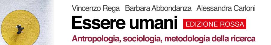 libro2 V. Rega, M. Nasti, B. Abbondanza, A. Carloni, Essere umani edizione rossa