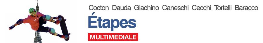 libro1 Cocton, Dauda, Giachino Caneschi, Cecchi, Tortelli, Baracco, Gréco, Étapes