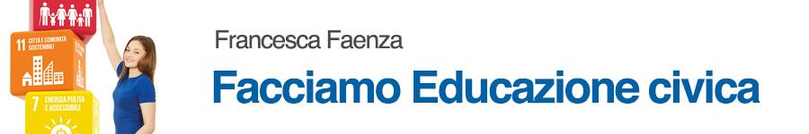 libro0 Francesca Faenza, Facciamo Educazione civica