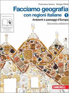 Copertina Facciamo geografia 2edizione vol1 regioni