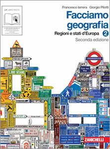 Copertina Facciamo geografia 2 edizione vol2