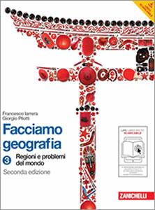 Copertina Facciamo geografia 2 edizion vol3