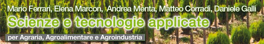 libro0 Mario Ferrari, Elena Marcon, Andrea Menta, Matteo Corradi, Daniele Galli, Scienze e tecnologie applicate