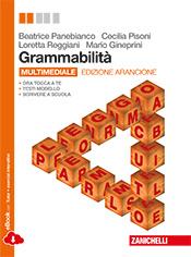 Panebianco, Pisoni, Reggiani, Gineprini - Grammabilità - Edizione arancione