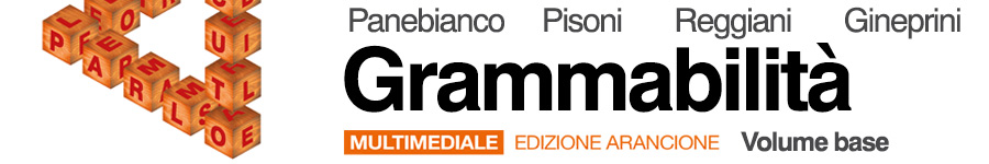 libro3 Beatrice Panebianco, Cecilia Pisoni, Loretta Reggiani, Mario Gineprini, Grammabilità