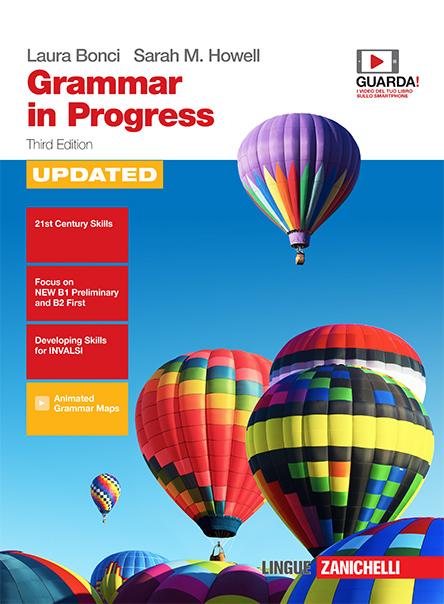 Grammar in Progress - Third Edition UPDATED