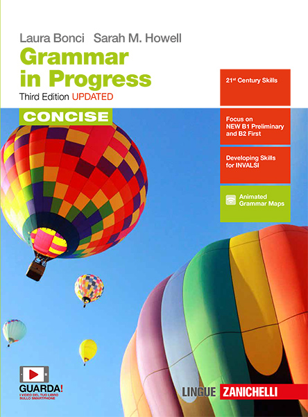 Grammar in Progress - Third Edition UPDATED CONCISE
