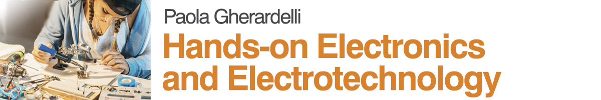 Gherardelli, Hands-on Electronics and Electrotechnology