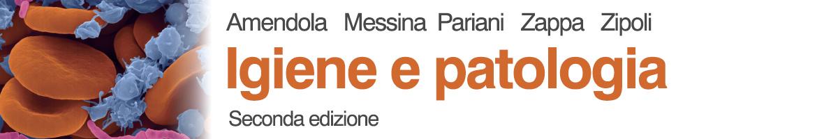 libro0 Amendola, Messina, Pariani, Zappa, Zipoli, Igiene e patologia