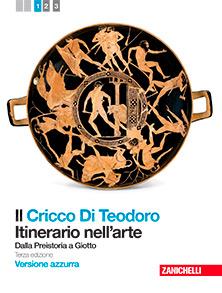 Il Cricco Di Teodoro - Itinerario nell'arte - Versione azzurra