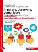 Lancini, Cirillo, Virdis, Imparare, osservare, comunicare - Edizione rossa