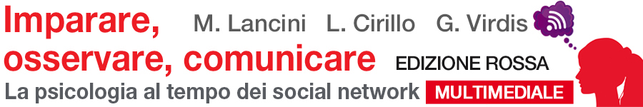 libro2 Matteo Lancini, Loredana Cirillo, Giuseppe Virdis, Imparare, osservare, comunicare