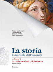 La storia l'impronta dell'umanità