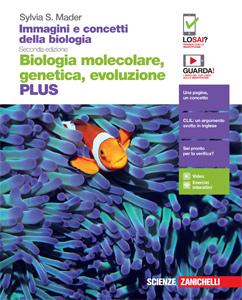 Sylvia S. Mader, Immagini e concetti della biologia PLUS