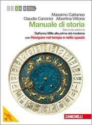 Manuale di storia, Seconda edizione
