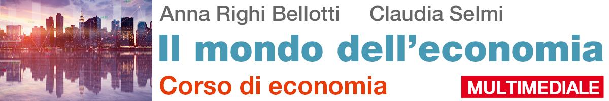 libro0 Righi Bellotti, Selmi, Il mondo dell'economia