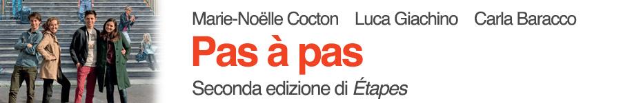 libro1 Cocton, Giachino, Baracco, Pas à pas