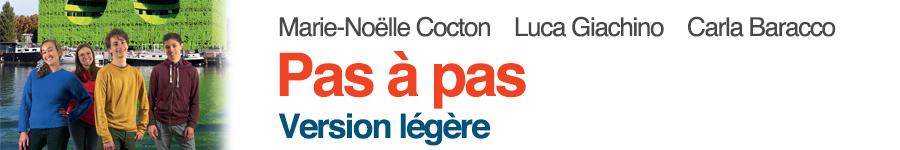 libro2 Cocton, Giachino, Baracco, Pas à pas