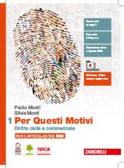 Paolo Monti, Silvia Monti, Per Questi Motivi. Corso di diritto per l'articolazione RIM