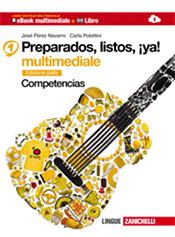 Pérez Navarro, Polettini - Preparados, listos, ¡ya! Edizione multimediale gialla