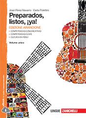 Pérez Navarro, Polettini - Preparados, listos, ¡ya! Edizione arancione