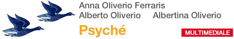 libro1 Oliverio Ferraris, Oliverio, Oliverio, Psyché