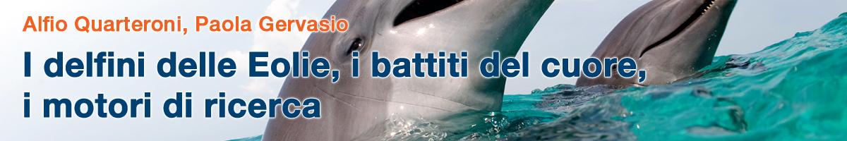 libro0 Alfio Quarteroni, Paola Gervasio, I delfini delle Eolie, i battiti del cuore, i motori di ricerca