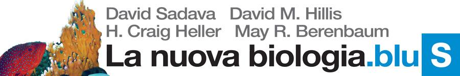 libro2 D. Sadava, D. M. Hillis, H. C. Heller, M. R. Berenbaum, La nuova biologia.blu