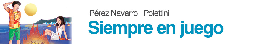 libro0 Pérez Navarro, Polettini, Siempre en juego