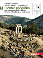 Copertina storia e geografia 2011