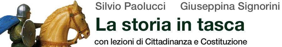 libro1 Paolucci, Signorini, La storia in tasca